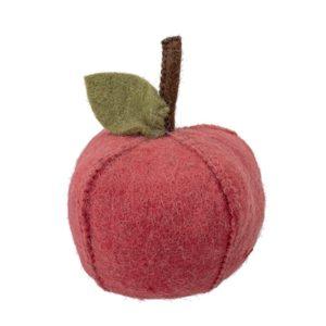 Buchstütze Apfel