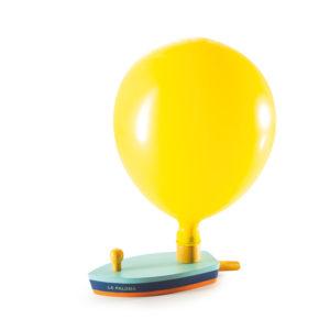 Luftballonboot La Paloma