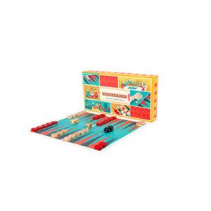 Gesellschaftsspiel Backgammon