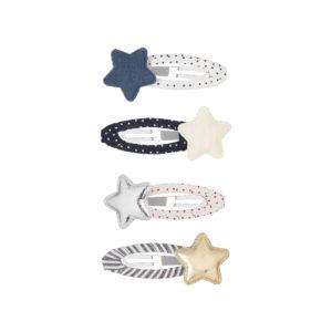 Haarspangen Nautical Star