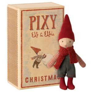 Puppe Pixy Elf in box