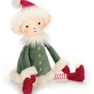 Kuscheltier Wichtel Leffy Elf Large