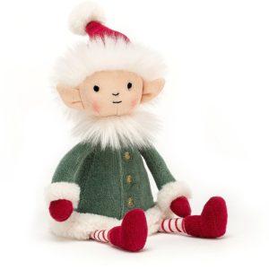 Kuscheltier Wichtel Leffy Elf Small