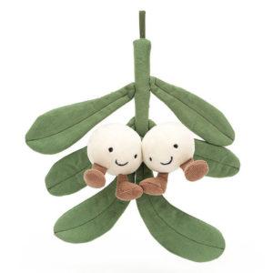 Kuscheltier Mistelzweig Amuseable Mistletoe