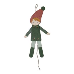 Jumping Jack Elf Boy