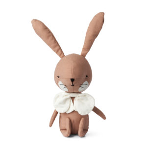 Kuscheltier in Geschenkschachtel Rabbit pink